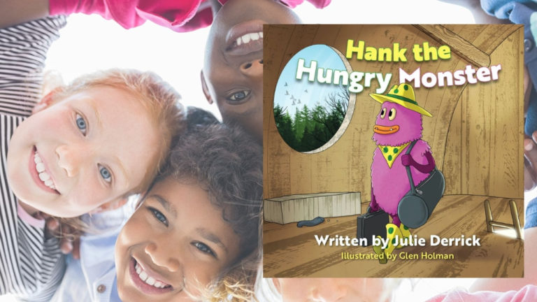Mother explains hidden signs of OCD in young children in her new book Hank The Hungry Monster