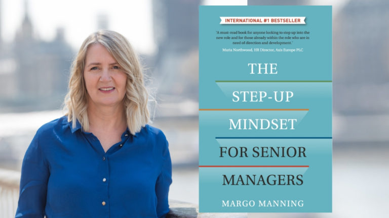 Leadership & Management expert urges Senior Managers to 'move forward with confidence'