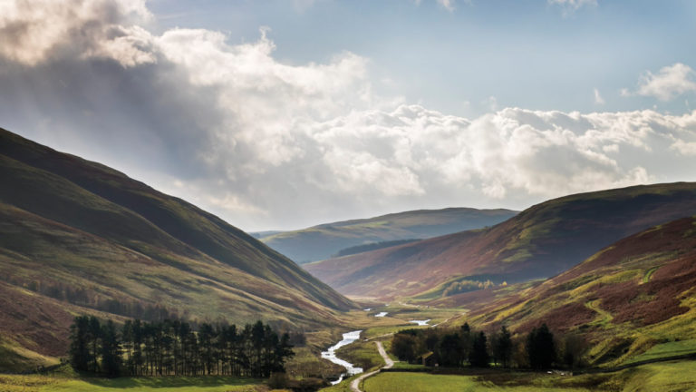 Farmers in National Parks and AONBs Receive New Funding for Climate, Nature, and People in their Special Landscapes