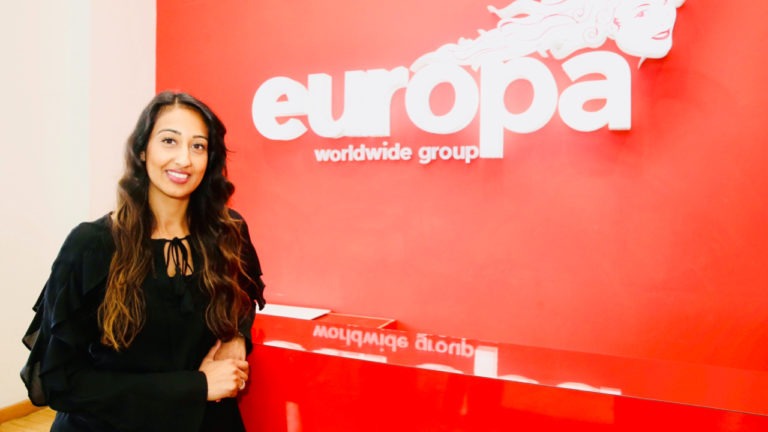 Europa Drives Recruitment Forward With New Role