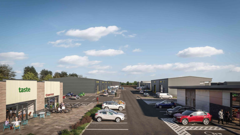 Planning permission secured for new Travis Perkins in Worksop