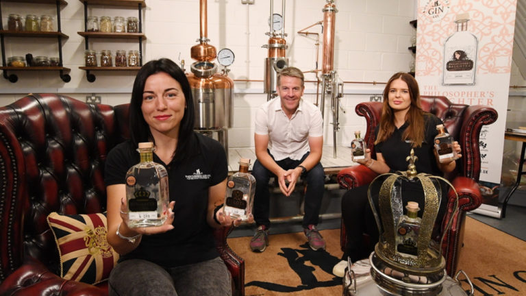 Warwickshire Gin Company wins double whammy in International Wine & Spirit competition