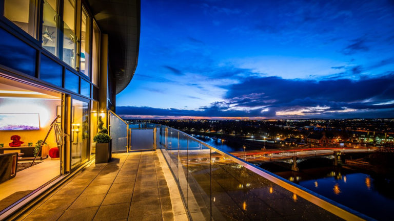 'Apartment Development of the Year' for Nottingham waterside development at Midlands awards