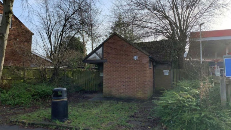 Public toilets auction hopes to be flushed with success