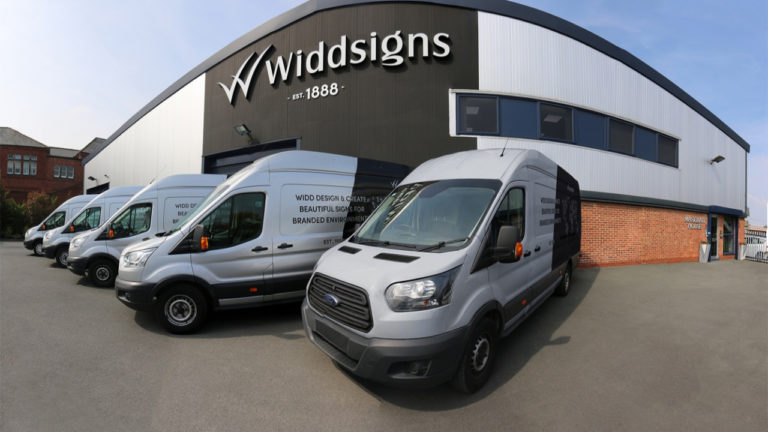 Widd Signs announces two major contract wins