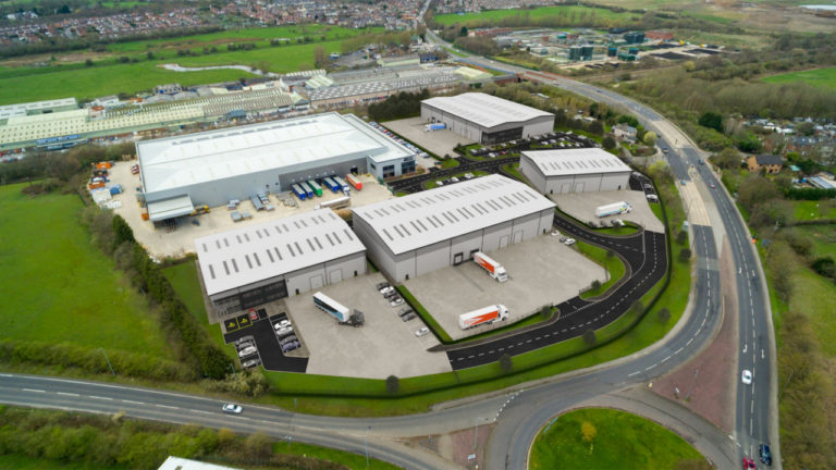 Letting secured for Woodhouse Link industrial scheme in Sheffield