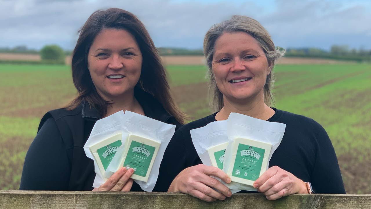 Yorkshire cheesemaker fights to help sheep milk farmers with fast track product relaunch