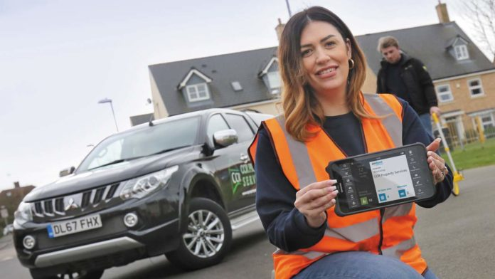 BigChange Simplifies Coronavirus Working at Home for CCR Property Services