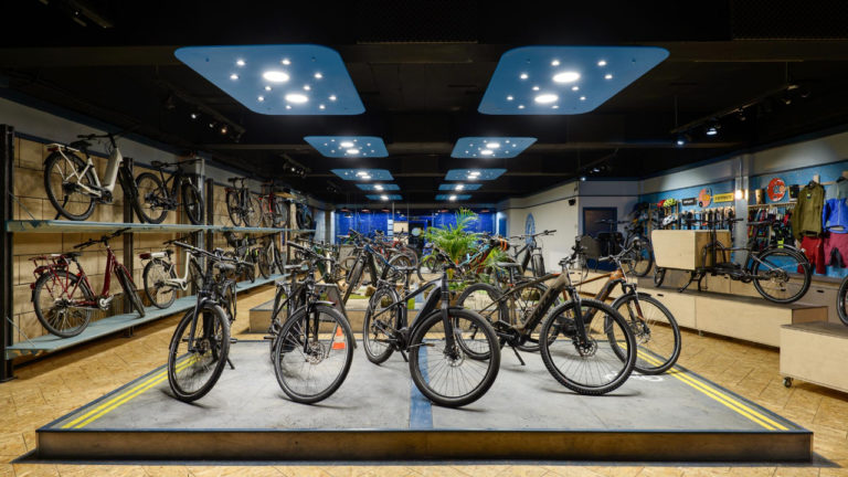 Edinburgh's Electric Cycle Company has been supercharged