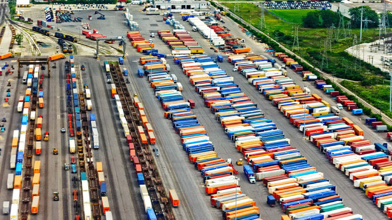 Brexit and Covid disrupt the Freight industry, but are there options to mitigating risks?