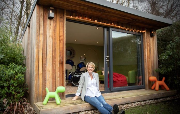 Scottish business to invest in new facility following growing demand for Garden Rooms