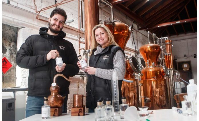Gin distillery and local MP successfully lobby HM Treasury to remove hand sanitiser duty