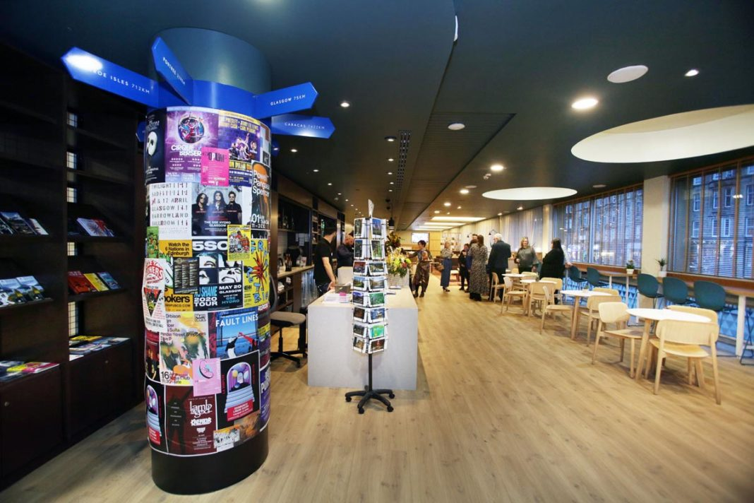 The new-look Edinburgh Central Youth Hostel – a new era of hostelling in the capital