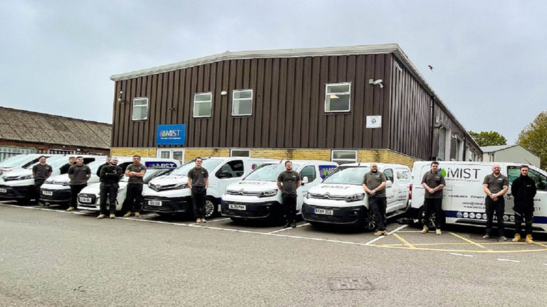 Hull water mist fire suppression business invests £500,000 in new operational base