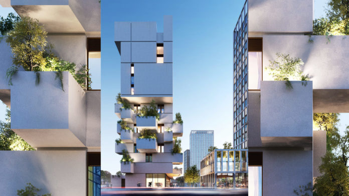 Capital & Centric pushes ahead with Jenga-style hotel