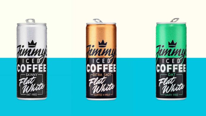 Ball Corporation supports Jimmy's Iced Coffee with sustainable aluminium cans
