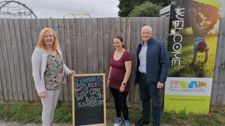 Leicestershire village development focuses on creating an integrated community