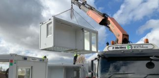 Mobile buildings company provides health sector with new buildings after surge in demand