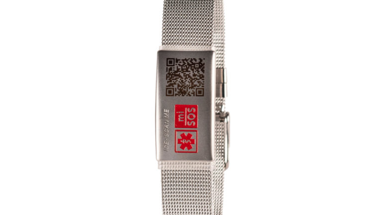 Lifesaving QR Code Wearable Launched to Help Emergency Services