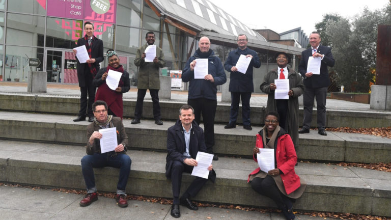 Coventry City of Culture Trust signs MOU with industry union bodies