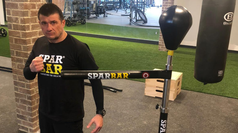 Sparbar welcomes top athlete & celebrity trainer Danny Musico to the team