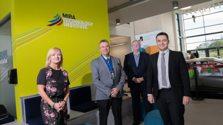 Potential for major economic growth in the north of Warwickshire, summit hears