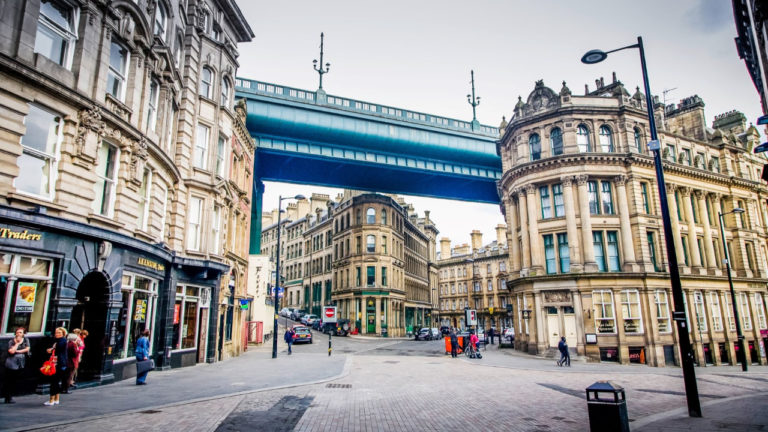 Newcastle City Centre Skills Hub Now Open for Business