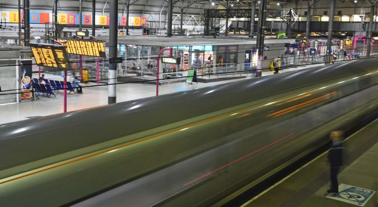 Train companies urge against rail travel after seeing increase in people planning journeys