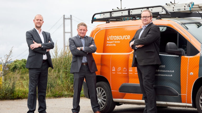 Hull-based IT company Intrasource completes equity buy out