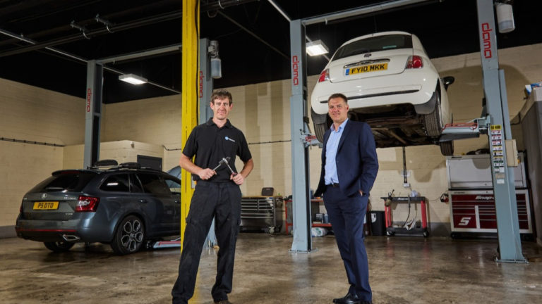Entrepreneurs to celebrate first anniversary of garage launched during pande