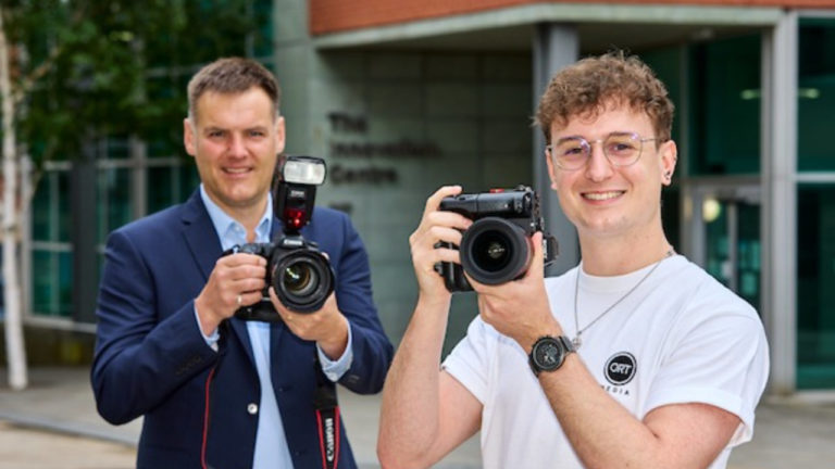 Photography businesses on track for picture perfect year thanks to new client wins