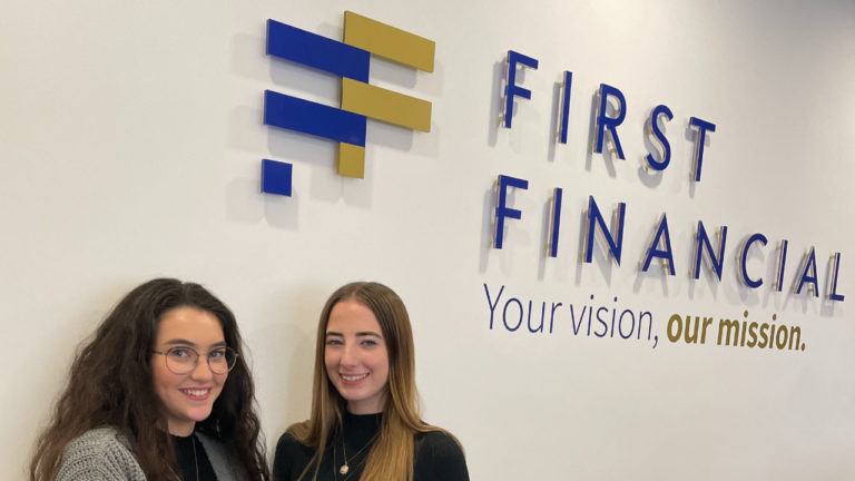 First Financial welcomes new recruits through dedicated apprenticeship scheme