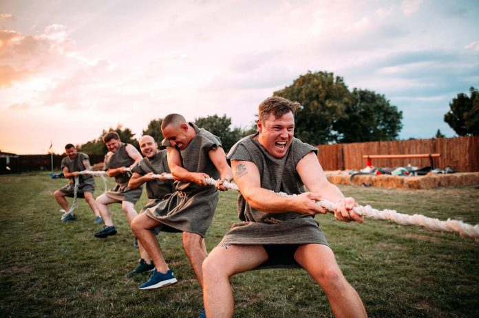 Liverpool Prince's Trust award-winner to open 'Gladiators'-style activity park in Liverpool