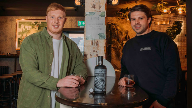 Salford Rum puts northern rum hot spots on the map