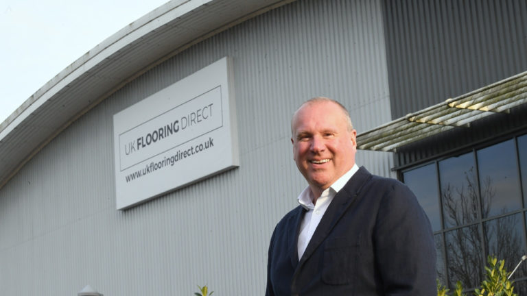 Online flooring retailer makes senior appointment as it eyes further growth