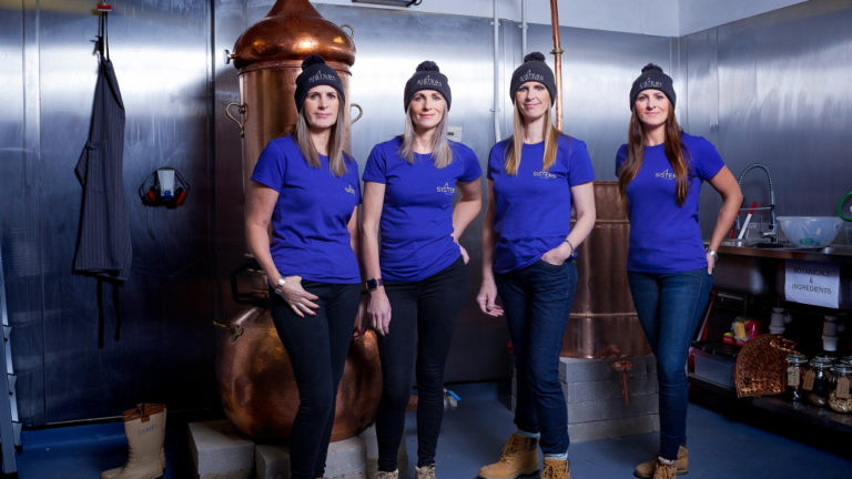 Salford Distillery reports record sales this gin lovers shop local this pandemic Christmas