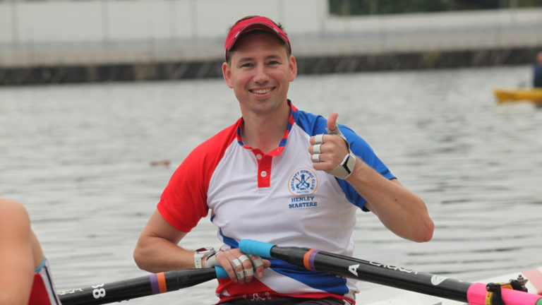 OARSOME! Agecroft rower completes 100km 'Centurion Challenge' to raise funds to get young people from inner-city backgrounds into rowing