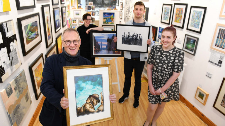 North East Art Collective sees the bigger picture