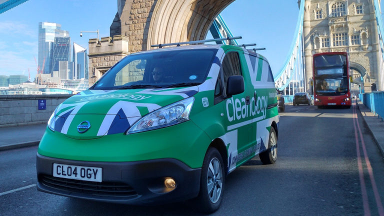 London cleaning and FM firm Cleanology invests in all-electric fleet in sustainability drive