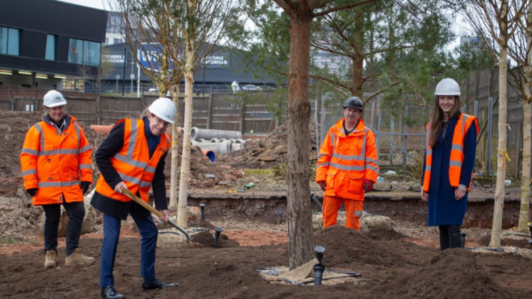Major investment in new Coventry urban park